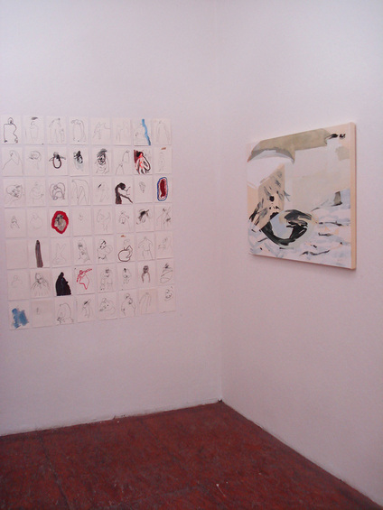 Current Positions from the Painting Class of Burg Giebichenstein University of Art and Design (Prof. Ute Pleuger´s class) 2014